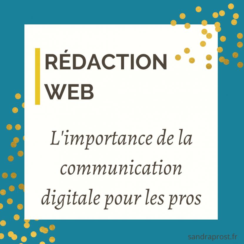 L'importance de la communication digitale pour les entreprises