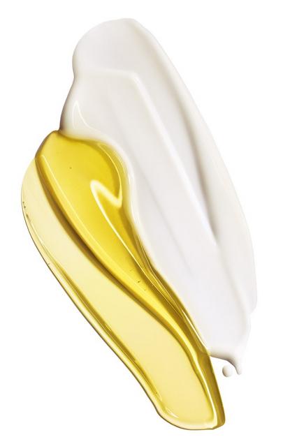 Txture et aspect d'une crème Clarins en vente sur une boutique en ligne