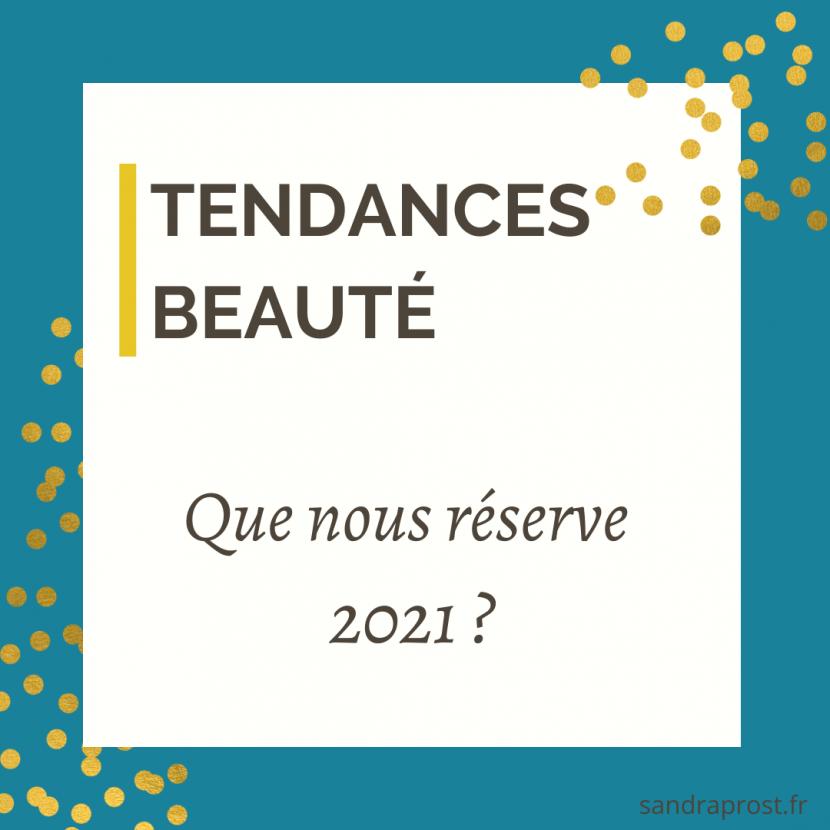 tendances beauté 2012