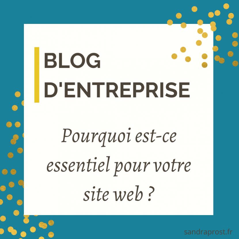 blog d'enteprise