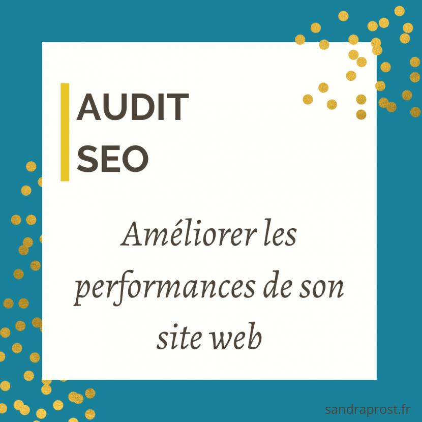 Un audit SEO pour améliorer les performances de son site web